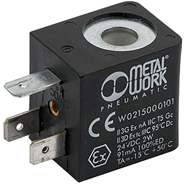 Metal Work Solenoid Coils