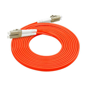 Norden LC-LC OM1 MM 5 Meter Fiber Optic Patch Cable