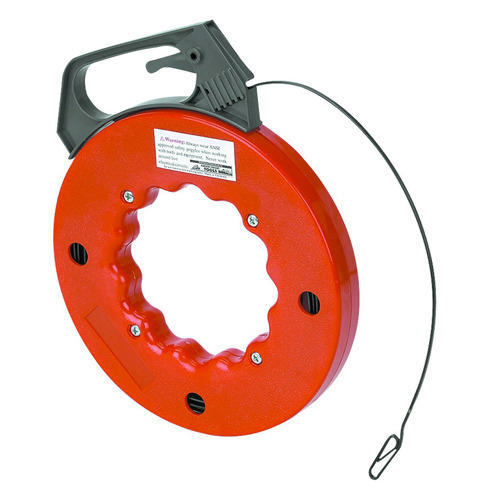 Relite Fishing type steel cable pull ring 60m