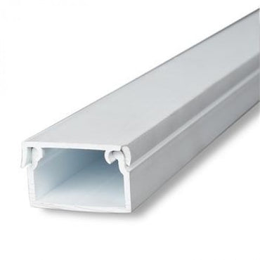 Gepico PVC Mini Trunking (25x16mm; 2.9m/lth)