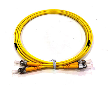 Sherwood ST-ST Duplex OS2 SM 2 Meter Fiber Optic Patch Cable