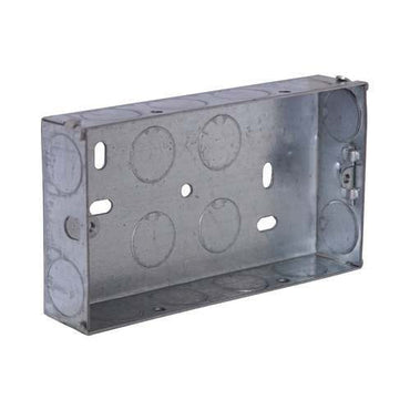 Thomas & Betts (BS) back box (72 x 132 x 35mm)