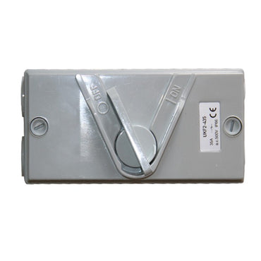 IEKO Weather Protected Triple Pole Surface Switch