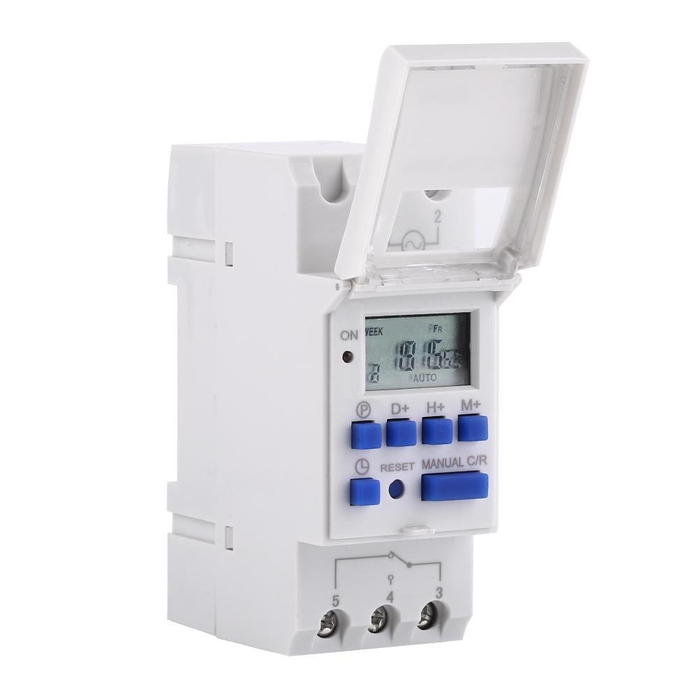 Westhomes 230V Weekly Programmable Timer