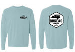 Long sleeve Boreas logo shirt