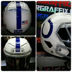 Indianapolis Colts Helmet