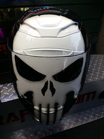 Punisher Helmet