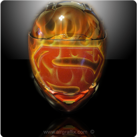 Superman Helmet