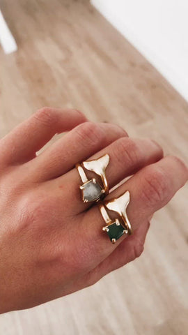 "Bague ""Java"" 🐋 - OR"