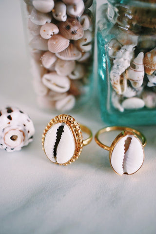 Bague « Uluwatu » - OR 🐚
