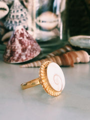 Bague « Shiwa » - OR