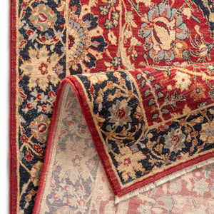 Tapis Style Oriental Rouge Antique KIYA