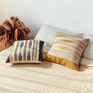 coussin boho chic