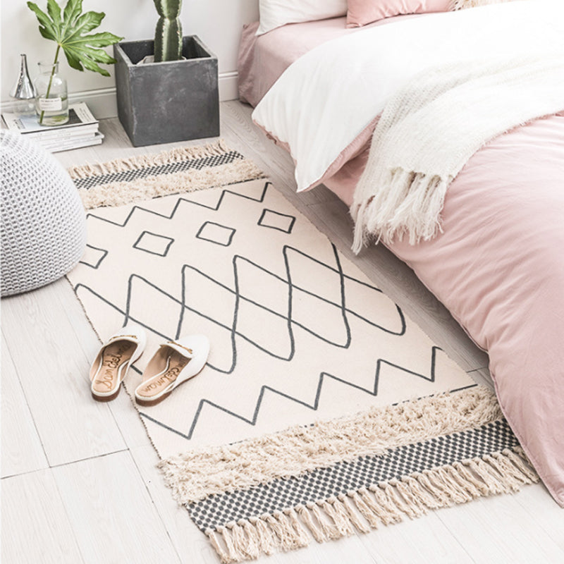 Tapis Inspiration Berbère <br>Style Scandinave - MAZIR