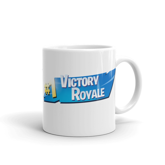 Fortnite Mug Number 1 Victory Royale Coffee Cup