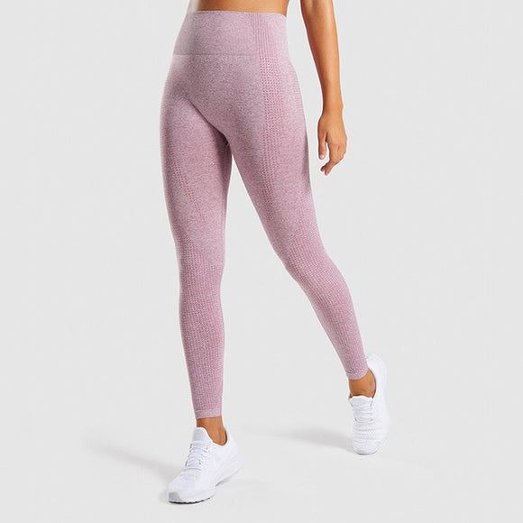 Core Tone - Fitness Leggings Pink