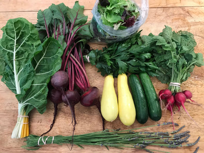 Deconstructing your CSA Share
