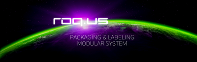 Infographic: The ROQ.US Packaging & Labeling Automatic Modular System