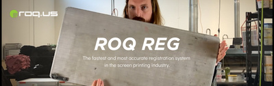 See how Printed Threads uses the ROQ REG with a CTS Workflow