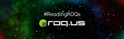 #ReadingROQs: The LinkedIn Group to Launch Your Imagination and Drive