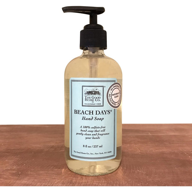 Seaside Beach Days Hand Soap