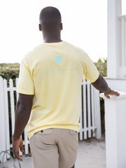 Butter Shortsleeve Unisex Seaside Tee