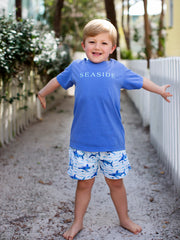 Florida Blue Youth Shortsleeve Seaside Tee