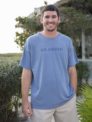 Blue Jean Shorsleeve Seaside Tee