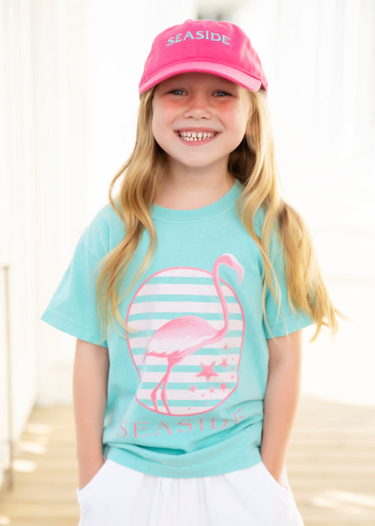 Youth Dark Pink Seaside Hat