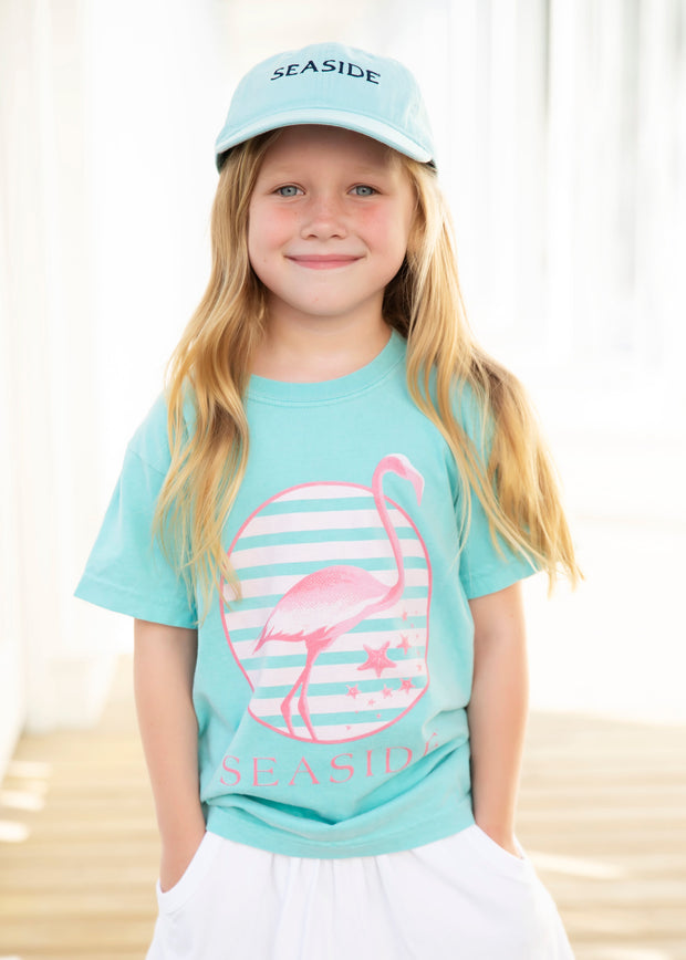 Youth Mint Blue Seaside Hat