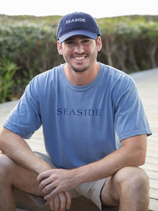 Navy Adult Seaside Hat