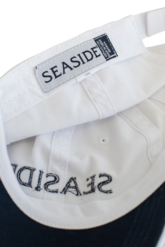White Adult Seaside Hat