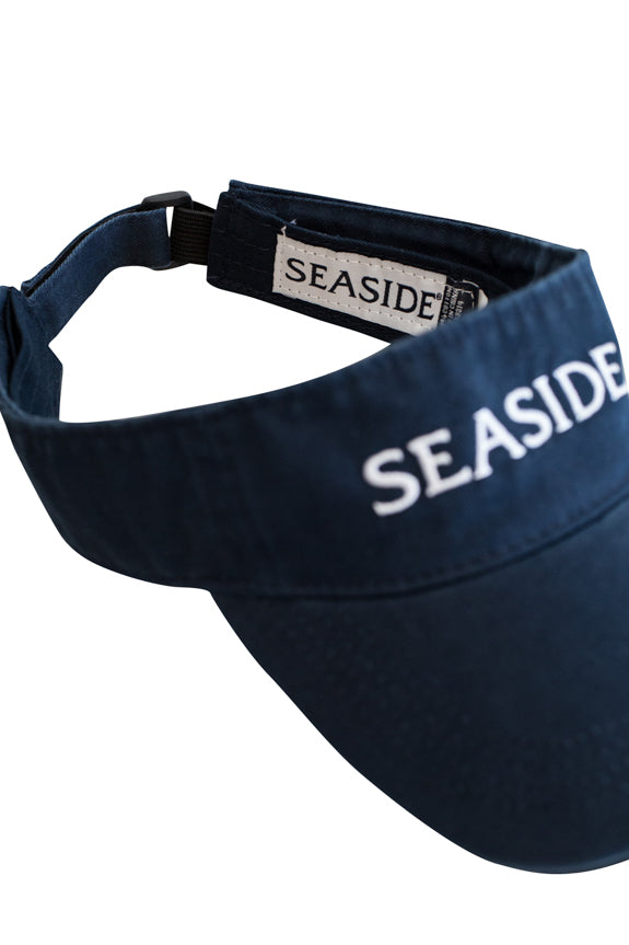 Navy Adult Seaside Visor