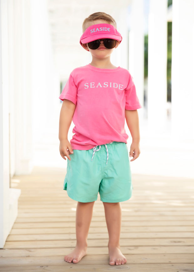 Youth Dark Pink Visor