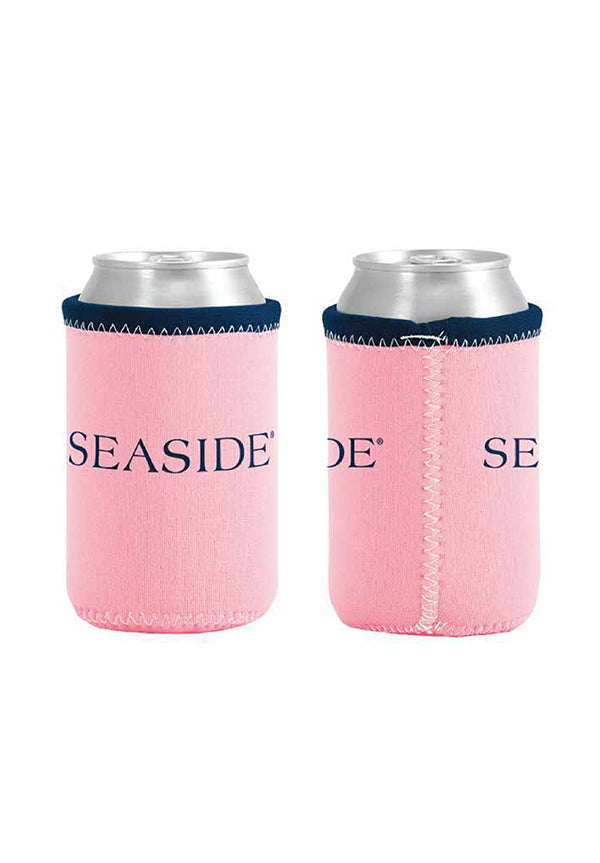 Pink Seaside Can Insulator