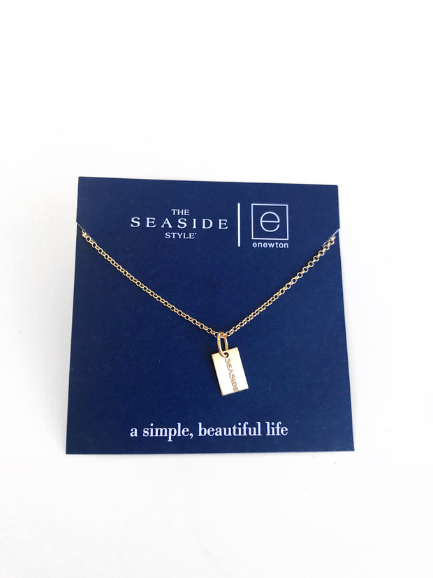 Gold filled Seaside Necklace