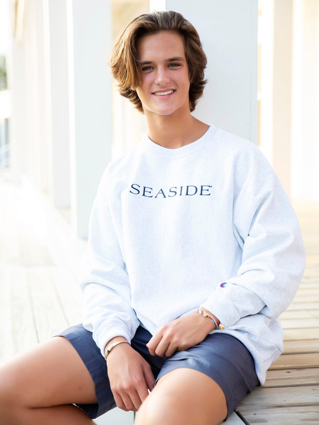 Grey Seaside Champion Sweatshirt