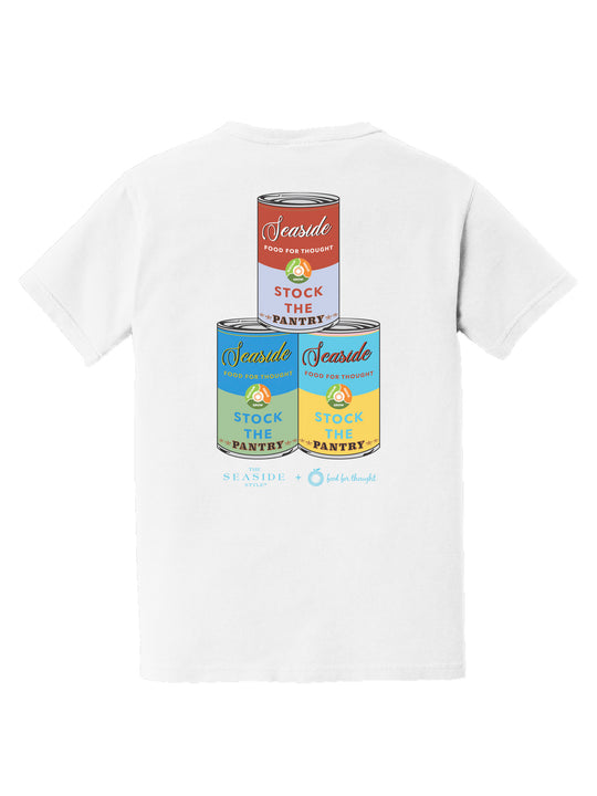 STOCK THE PANTRY POCKET TEE