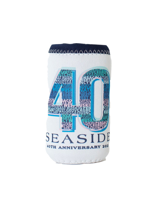 40th Anniversary Slim Can Insulator