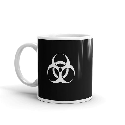 Mug Black Radioactive Coffee