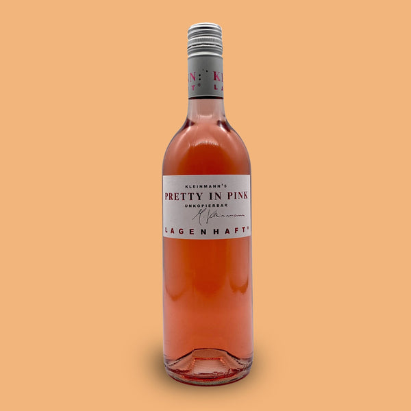 Pretty in Pink Saint Laurent Rosé - studio vin