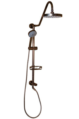 Pulse ShowerSpas Kauai III Shower System - Oil Rubbed Bronze