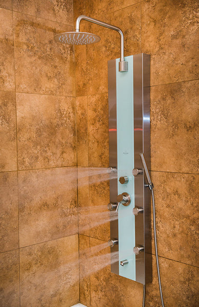 Pulse Shower Panel