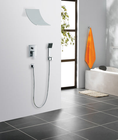 Sumerain Waterfall Shower System S3059CW