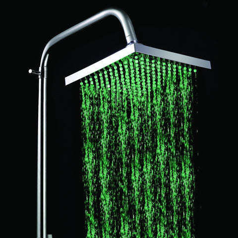 Sumerain LED Rain Shower Head