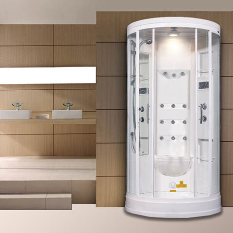 Ariel AmeriSteam ZA218 Steam Shower
