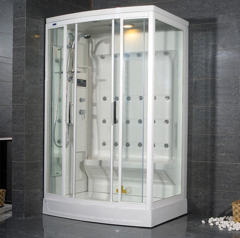 Ariel AmeriSteam ZA219 Steam Shower Left