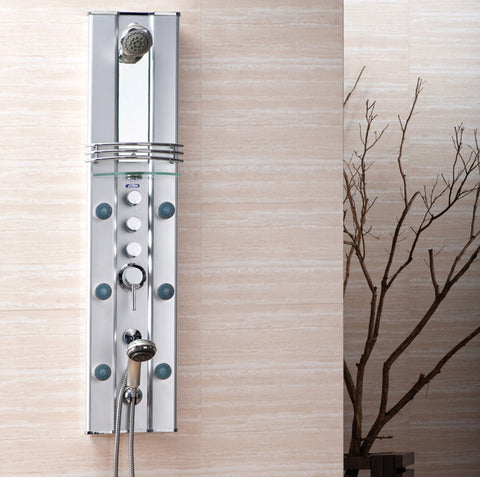 Ariel A112 Aluminum Shower Panel