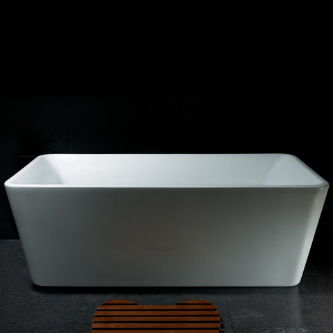 "AKDY 67"" Freestanding Soaking Bathtub AZ-F245"