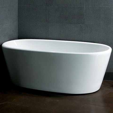 "AKDY 67"" Freestanding Soaking Bathtub AZ-F248"